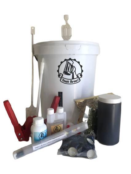 Yeah brew starter kit