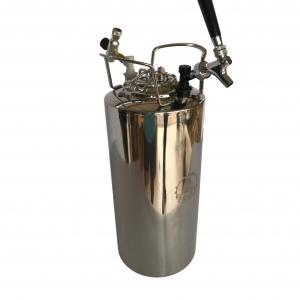 Yeah Brew cornelius keg dispense kit