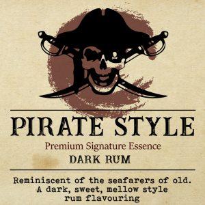Rum flavour