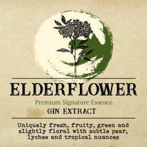Gin extract